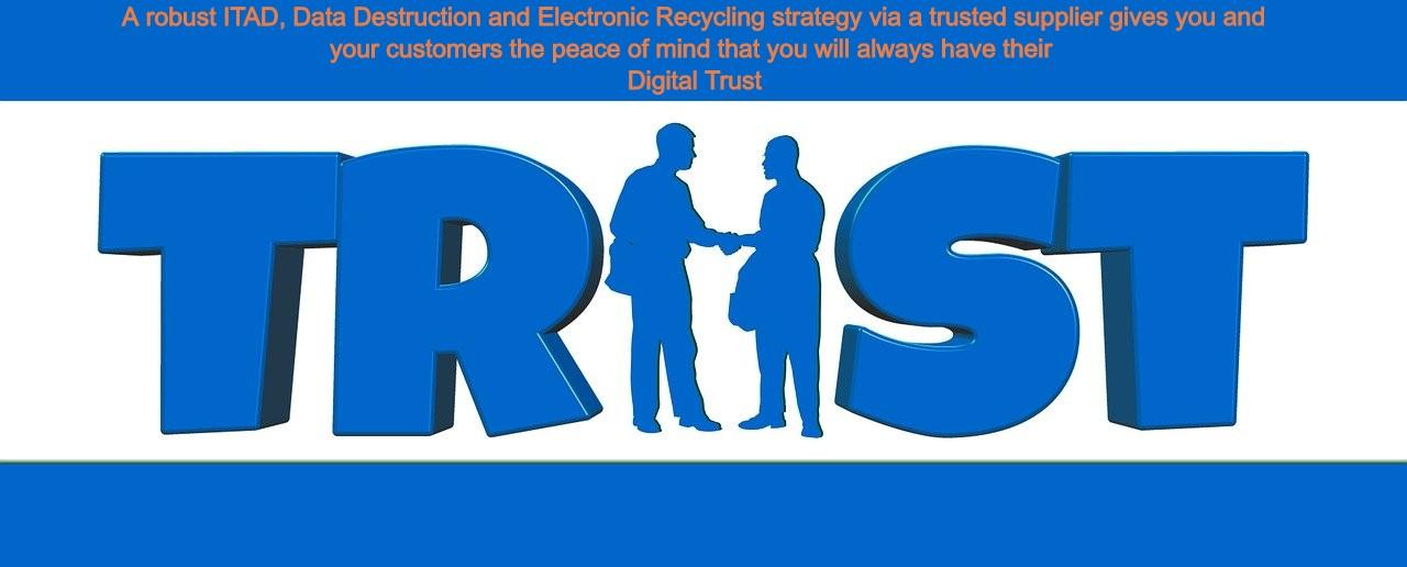Digital Trust electronic recycling